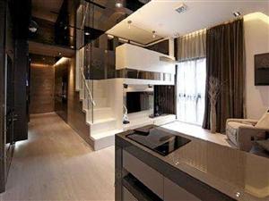 中信广场首付10万买暖气精装公寓买一层送一层超值