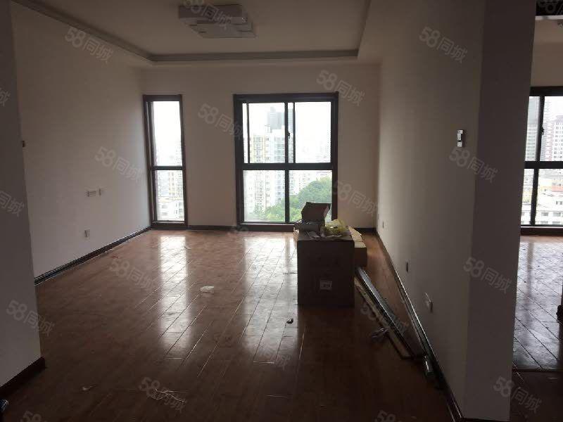 人民路临街三居空房105平~恒天广场+震撼来袭办公优选