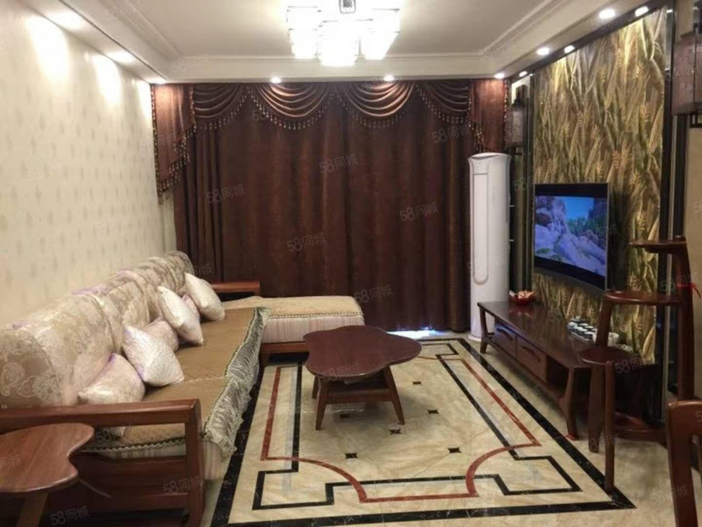 名仕豪庭138平三室两厅7楼精装修带储藏室能贷款