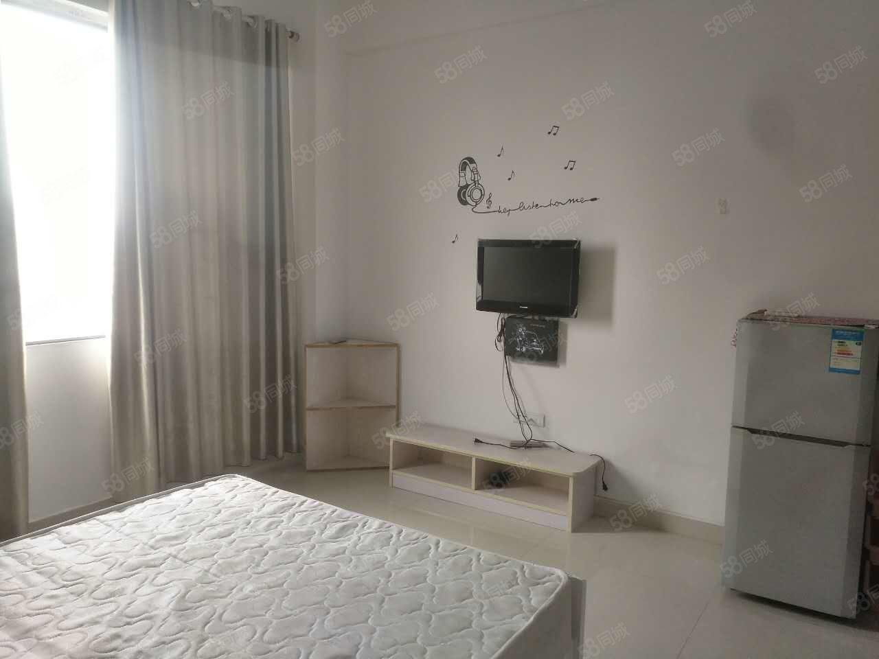 永邦欧洲城1室精装公寓租800拎包入住