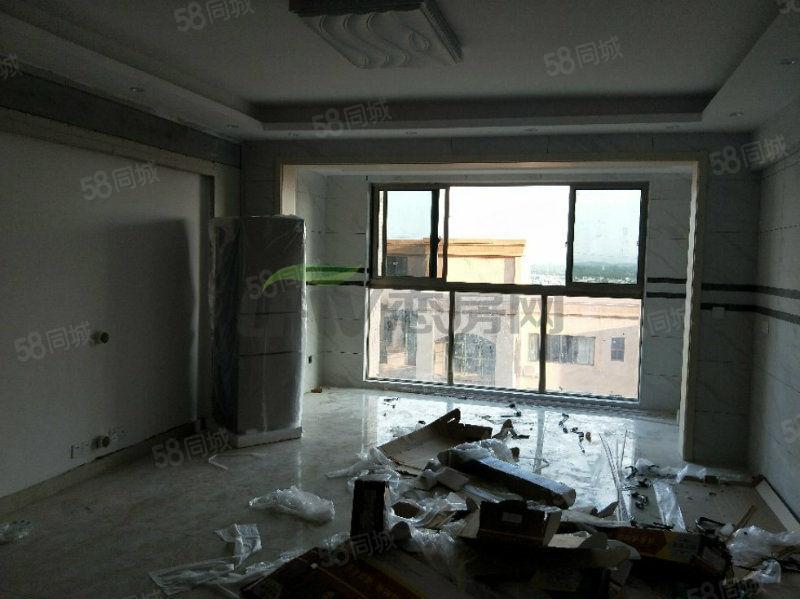 山水美地全新精装未入住,视野开阔无遮挡,三室两厅业主急售