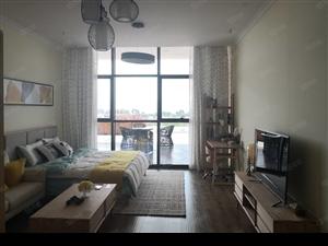 抚仙湖广龙特色小镇精装修湖景公寓送家具家电53平米仅需67万