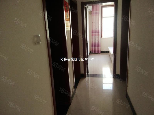 《四季绿城》+步梯3楼+3房2厅1卫+精装家具家电齐全