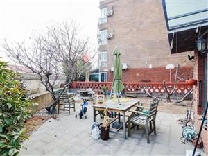 金光绿茵新邨叠墅海川路地铁口80平大院装修好送储藏