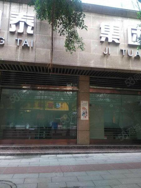 米兰阳光荣兴街门面出售58平米绝版