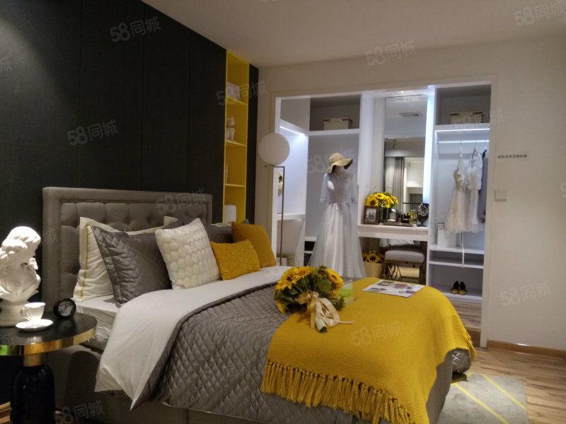 3万订房均价6千520到40平精装交房小公寓新郑港区