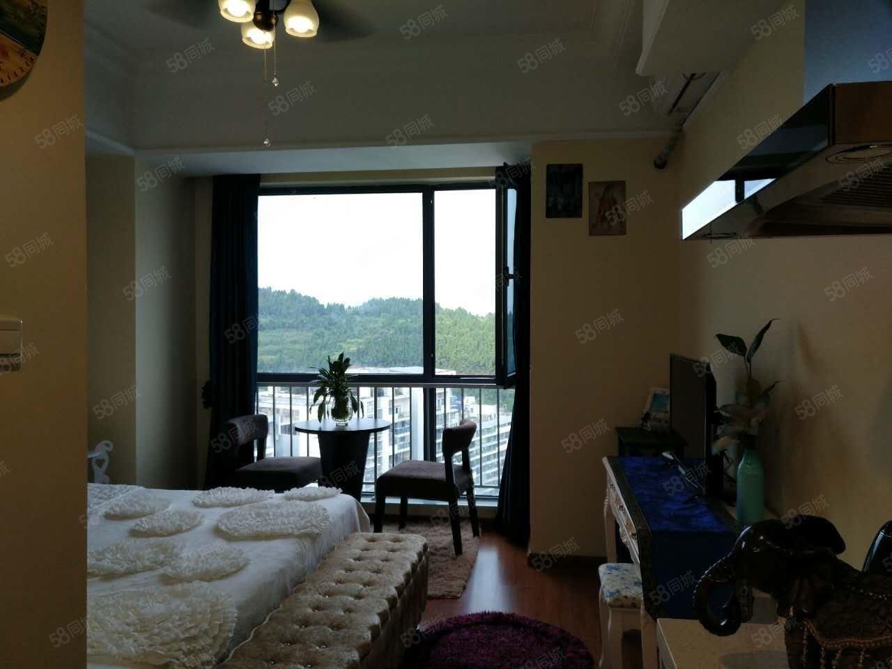 1室1厅1卫采光好交通便利配套完善万达公寓
