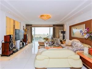 悦海豪庭205平多层套四770万高尔夫全海景