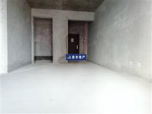 遂宁金桥新区置信仁湖花园清水套4是电梯景观洋房