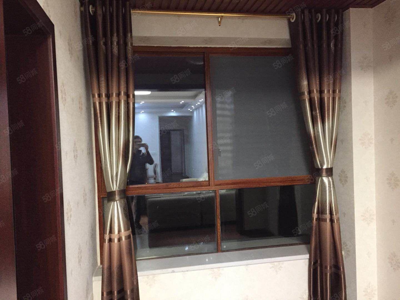 酒城大道全新装修3室2厅1卫带大阳台全新家电