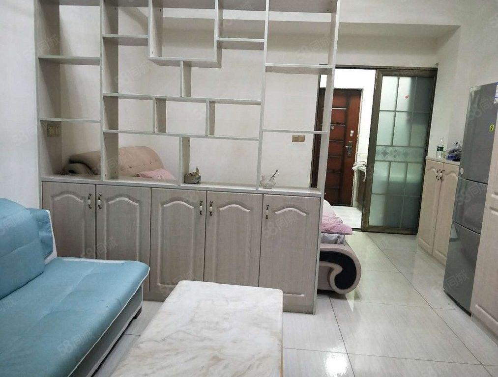 岷江新区的豪华装修,家具全新,拎包入住,
