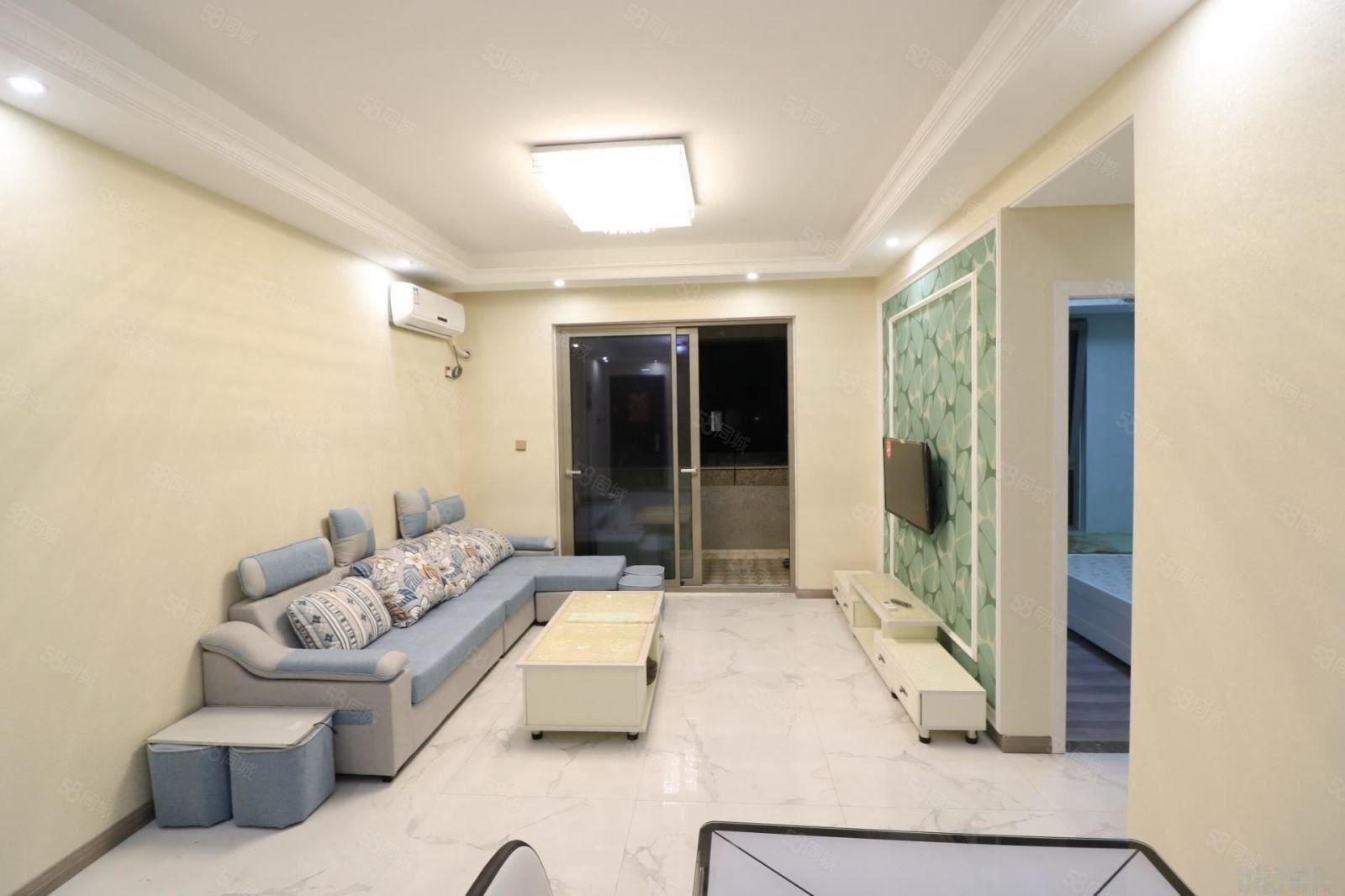市中心临园口电梯精装两室好房出租配套齐全随时入住