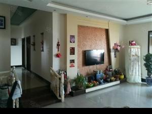 泸县天立区中装3室2厅,带平台花园