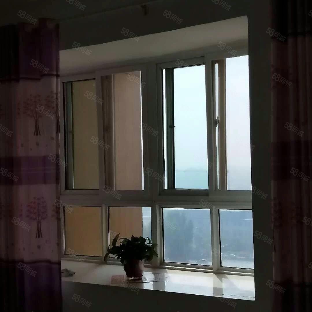 怡园风景两室两厅简装,拎包入住