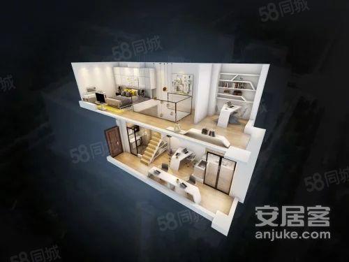 航空港锦荣广场loft双气地铁口不限购不限贷