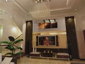 罗马庄园250平豪装端头联排别墅业主因工作调动产权清晰售