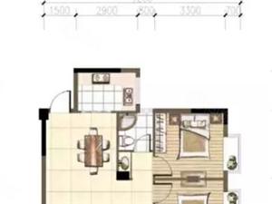 卧阳小区现房毛坯三室两厅