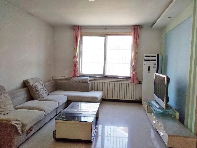 山水家园3楼130平,3室2厅,拎包入住