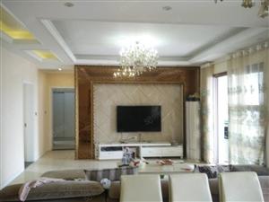 地中海蓝湾豪华装修四室两厅大户型家具家电齐全拎包入住
