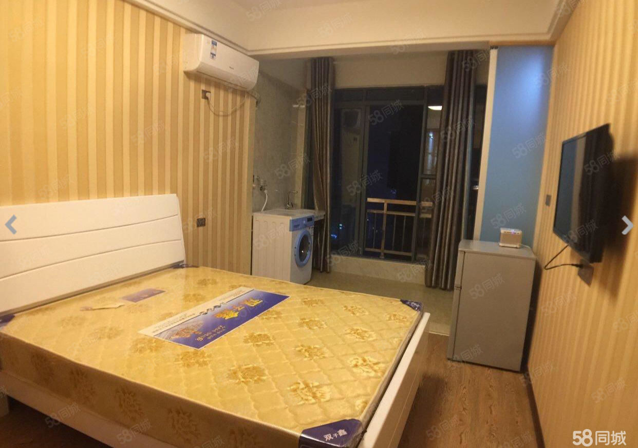 尚����H精�b�梯公寓,全新家��R全有wifi�W,只租1000