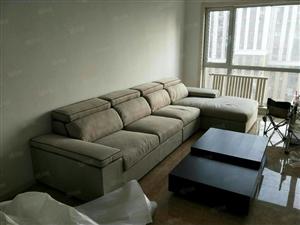万达华府精装修三居室带家具家电拎包入住