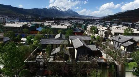 雪山下天瑞豪生丽江度假区360万3室3厅3卫豪华装修,
