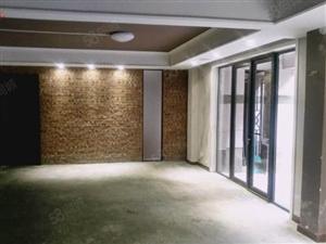 地润路绿城百合一楼带下沉花园330平超大面积办公会所的选择