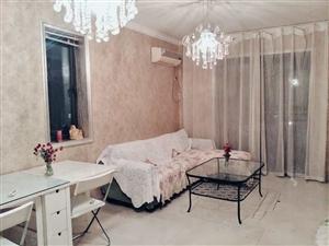 艺术品升龙凤凰城A区豪装一室两厅只租两天郑汴路