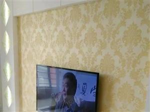 未来城2室2厅22层空调太阳能电视冰箱洗衣机家具全精装地暖