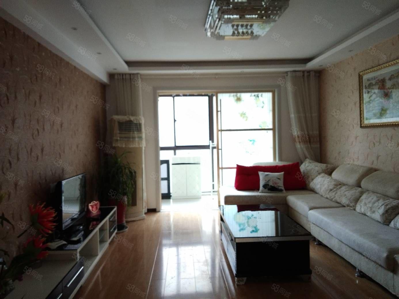 急租!万达熙龙湾精装3室2厅2卫斜对面就是莲花路小学拎