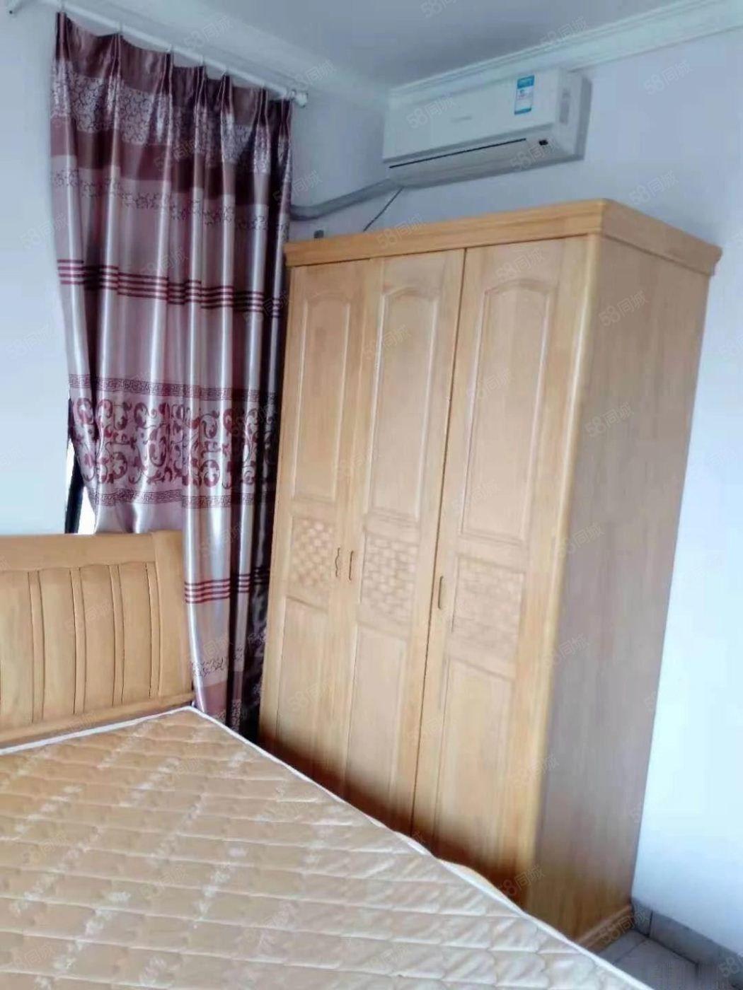山水汇园66平一房一厅出租,家具家电齐全,拎包入住