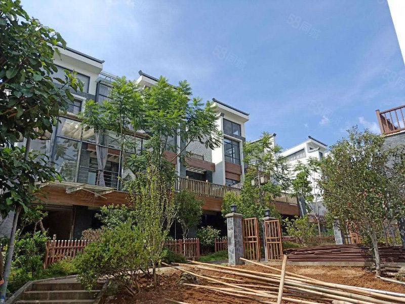腾冲新城区均价5500一平起小高层观景洋房南北通透落地窗