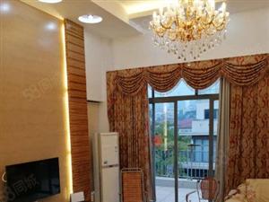 降中惠泌林山庄高端复式165平方精装4房送3个超大平台