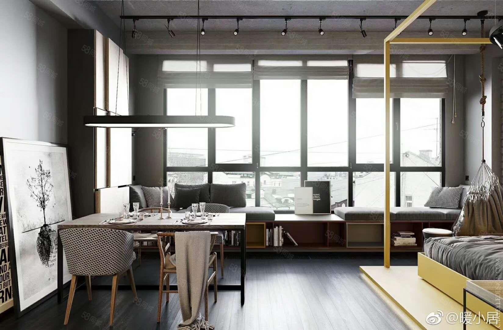 酒店公寓整层820平米,20间房322万,价格比住房低!