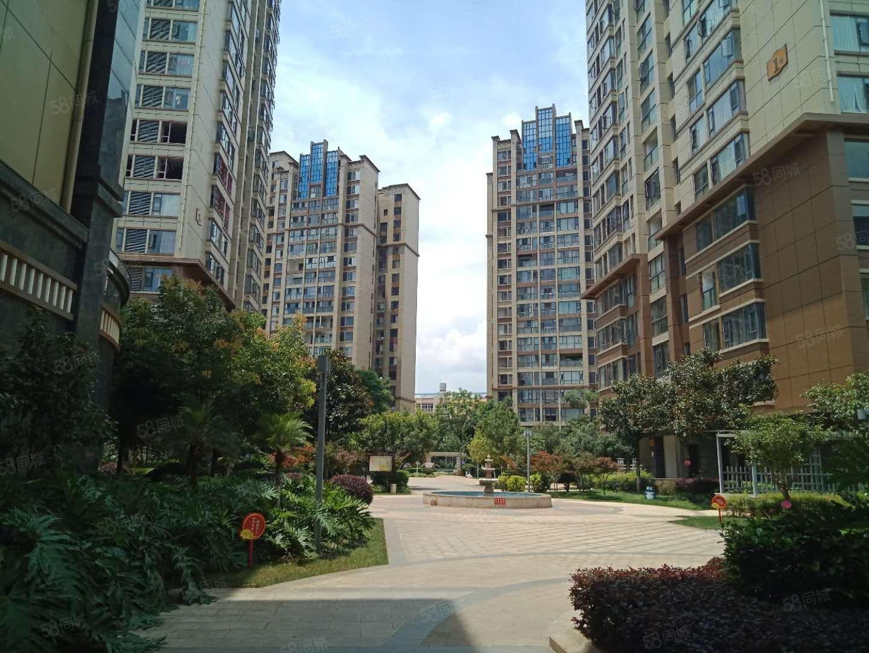 兰溪瑞园大中空复式中间楼层不靠路高端享受低于市场价