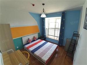个人市北新都心+泰成玲珑郡+临近地铁全新家具拎包入住支持月付