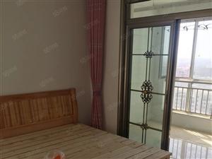 中央公园精装修家电家具齐全温馨两居室生活便利拎包入住