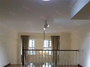 海尔云街东南向高楼层50+50平精装loft