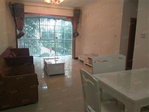 阳光城山雨涧两室两厅精装修家具齐全有空调随时看房入住
