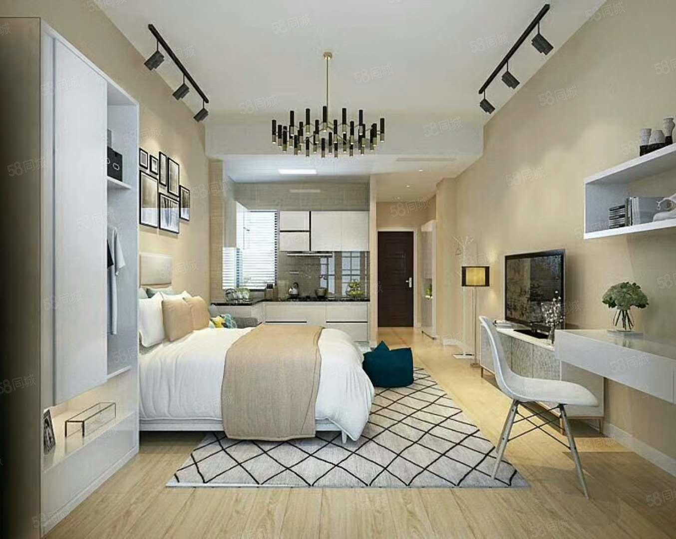 港区颐尚公馆精装公寓,6800平,准现房,可分期,不限购贷