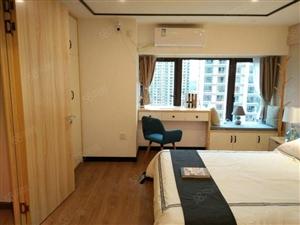 天茂城市广场WORD公寓双层复式租金可收2600