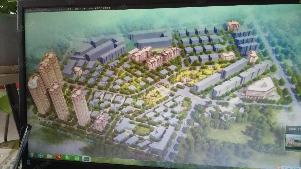 3层电梯洋房带楼顶花园双气能上郑州中学,附小南北通透帝苑学府