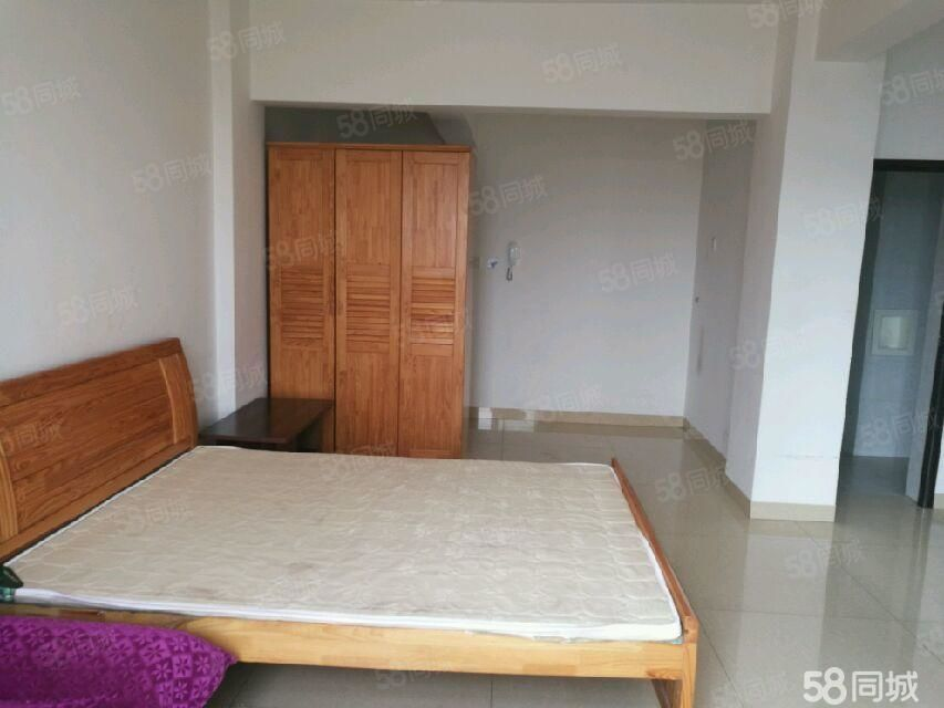 富然三区单身公寓带家具优价