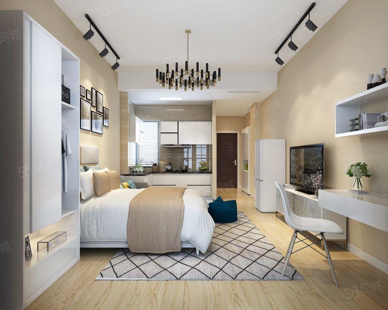 立省10万航空港双地铁口精装公寓愿意让客户享独有优惠