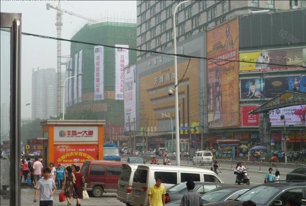 大同路福寿街,万博商城二期纯一楼商铺,21.71平,200万