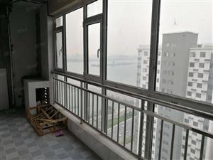 永恒华府观景高层水电暖气已改地板砖铺了有钥匙看房方便