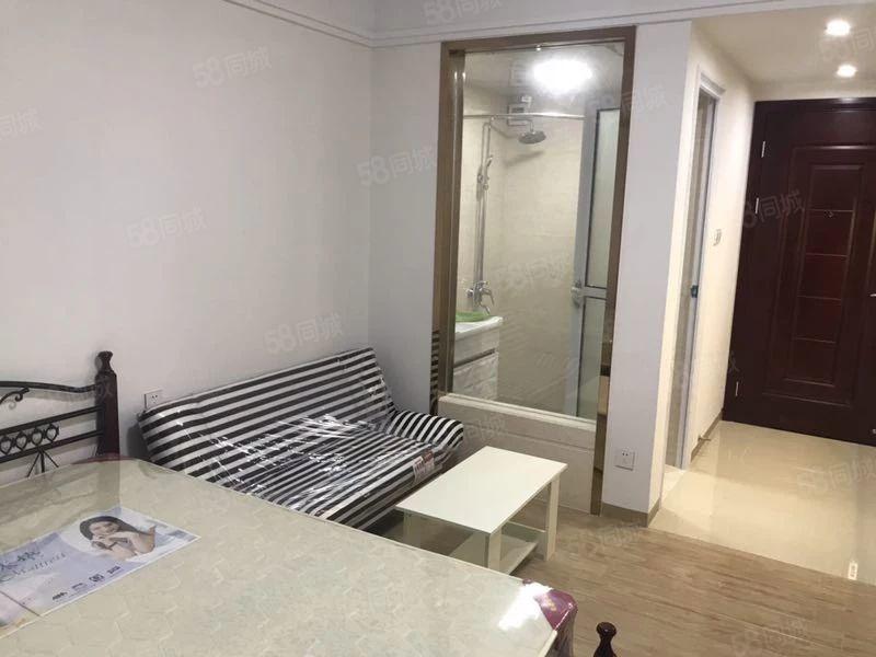 阳东华科国际精装1房公寓,1000元/月