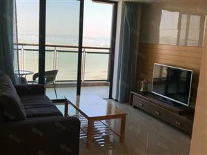 海峡国际别墅社区,看海景,紧邻海边沙滩,可短租,租金面议