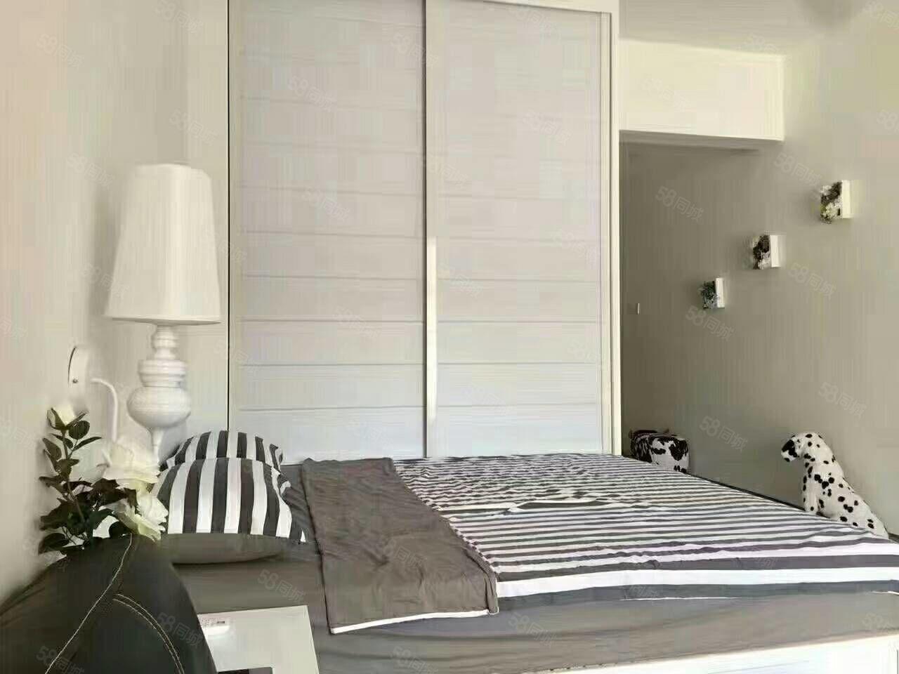 新都汇42平方大套房可以接受短租两个月家具齐全