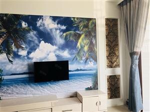 东区康和家园,精装修两室两厅,全新家电家具,拎包入住。